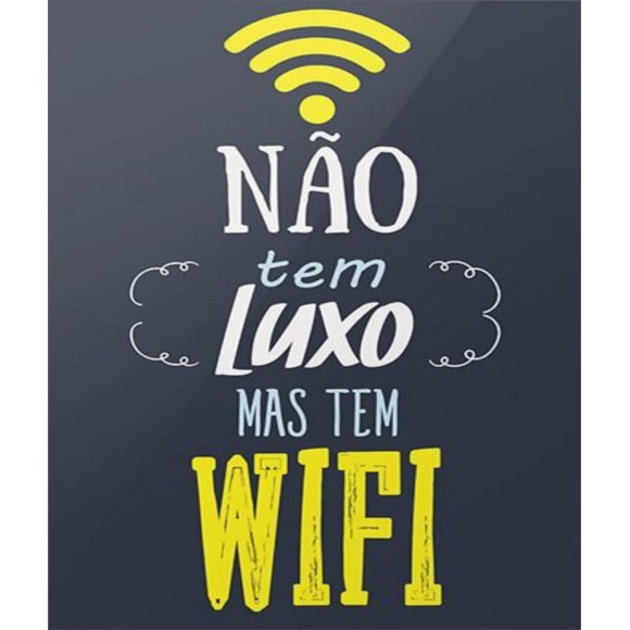 PLACA DECORATIVA 19X24 WIFI02