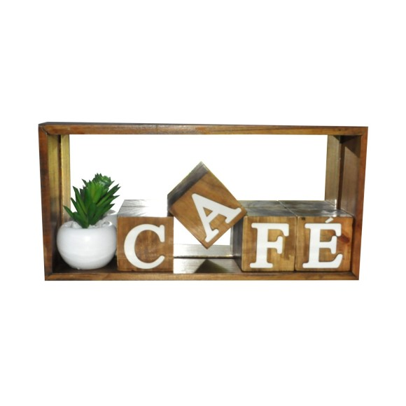 NICHO CUBOS CAFÉ(1) PINUS LUXO