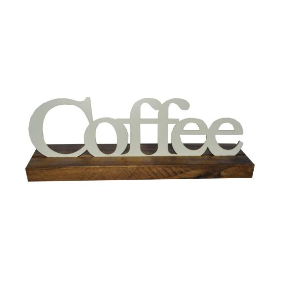 BASE PALAVRA COFFEE PINUS LUXO
